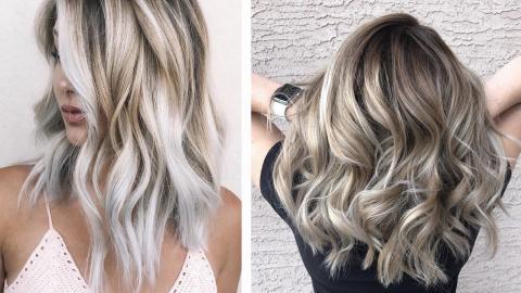 Toasted Coconut Hair: Der neue Haarfarbentrend lässt es wieder Sommer werden