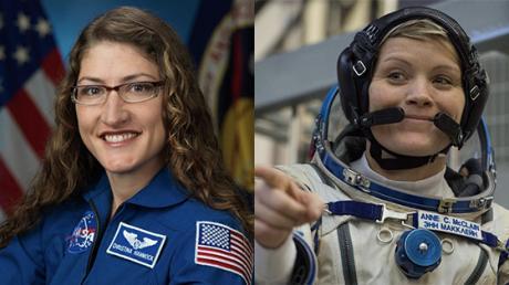 Landet bald die erste Frau auf dem Mond?