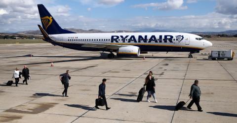 Ryanair setzt Passagiere im falschen Land aus