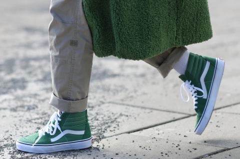 Vans-Challenge: Darum fliegen derzeit so viele Vans-Sneaker durch die Luft