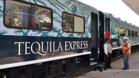 Mit dem Jose Cuervo Express durch das Tequila-Land