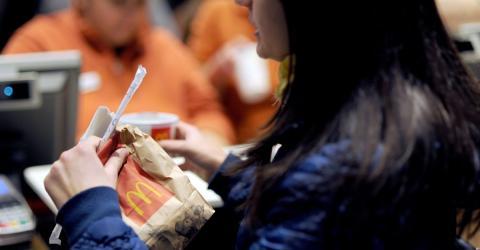 Erneuter Ekelfund bei McDonald's: Doch diesmal sind die Kunden schuld