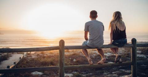 Fünf Zeichen, dass du wieder für eine Beziehung bereit bist