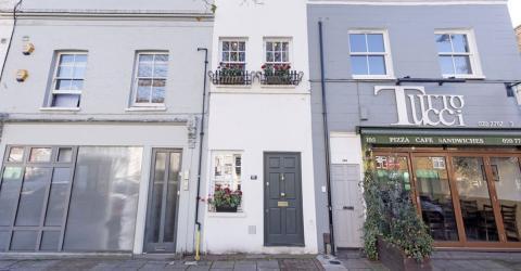 London: Gap House zu verkaufen