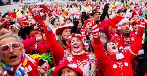 Karneval, Fastnacht und Fasching: Wie sagt man wo?