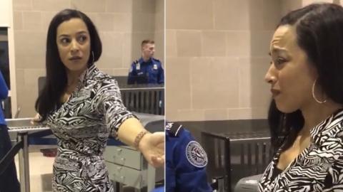 CNN-Journalistin bricht am Flughafen in Tränen aus. Der Grund ist schockierend