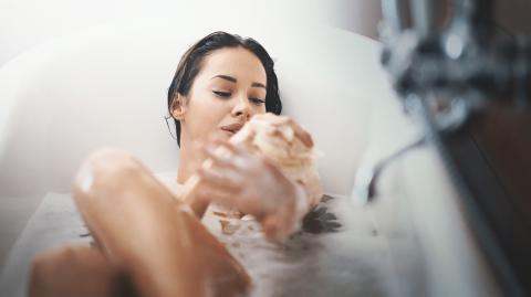 Hygieneroutine: Diesen Körperbereich vergessen die meisten Leute zu waschen