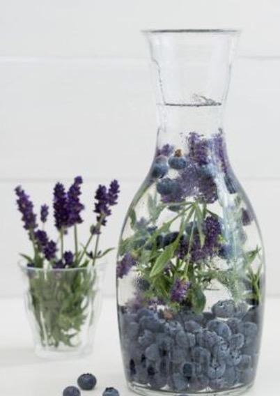 Detox-Wasser selbstgemacht: So reinigst du deinen Körper für den Frühling