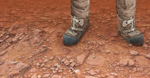 NASA: Die erste Person auf dem Mars könnte eine Frau sein