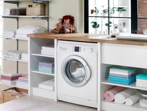 Auf Abwegen: Was bitte macht der Gegenstand in der Waschmaschine?