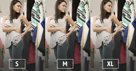 Vanity Sizing: So übel spielt uns die Modeindustrie mit