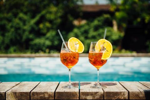 Sommerdrinks: So gelingt euch der perfekte Aperol Spritz