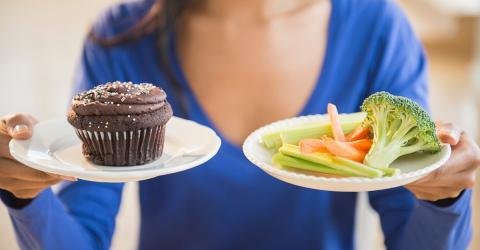 Warum manche Menschen schlank bleiben, was immer sie auch essen