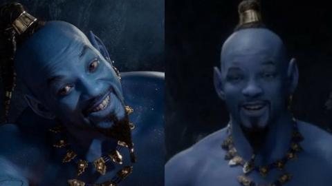 Will Smith als Dschinni in der neuen Aladdin-Verfilmung: Die ersten Bilder! (VIDEO)
