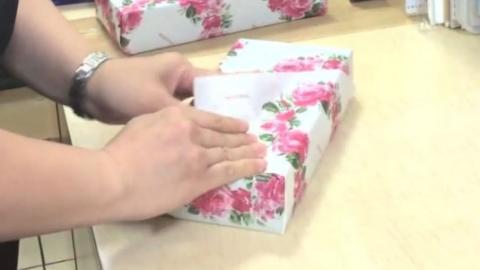 In wenigen Minuten Geschenke einpacken!