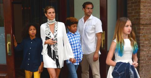 Heidi Klum in großer Sorge um Tochter Leni