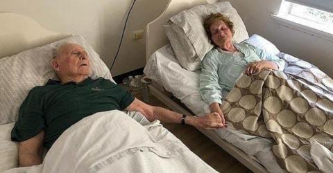 Nach 70 Jahren Ehe: Paar stirbt gemeinsam