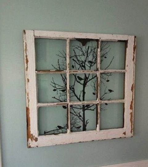 20 Gute Ideen Was Man Mit Alten Fenstern So Alles Machen Kann