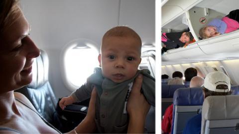 Im Flugzeug nicht neben einem schreienden Kleinkind zu sitzen? Es ist möglich!