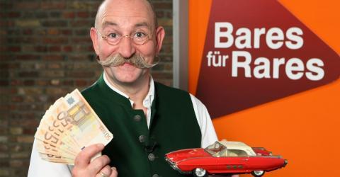 """RTL-II-Moderator attackiert Kult-Show """"Bares für Rares"""". Die Fans sind empört"""