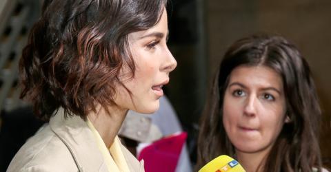 Lena Meyer-Landrut: Stalking-Outing vor laufenden TV-Kameras