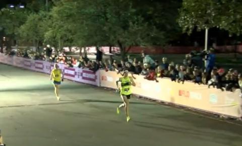 Ein Rennen wie kein zweites: das Biermeilenrennen