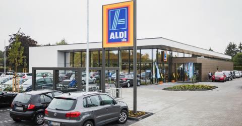 Auf Aldi-Parkplätzen läuft momentan etwas ab, das kaum jemand weiß