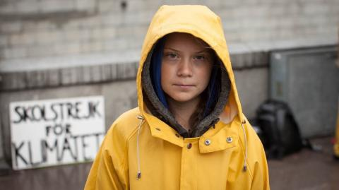 """Positive Energie: Wie Greta Thunburg ihre Krankheit in eine """"Superkraft"""" verwandelt"""
