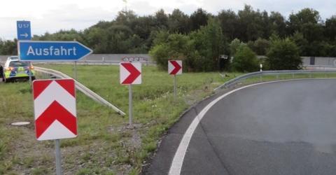 Neue fiese Abzock-Masche auf deutschen Autobahn-Ausfahrten