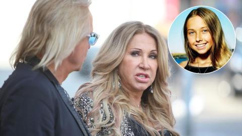 Carmen stinksauer auf Roberts Umgang mit Tochter Shania