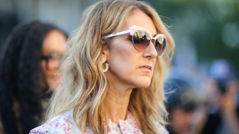 Im Krankenhaus; Céline Dion macht erstaunliche Ansage