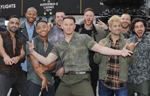 """""""Gott liebt Stripper"""": Channing Tatum verkündet stolz Neuigkeit an """"Magic Mike""""-Fans"""