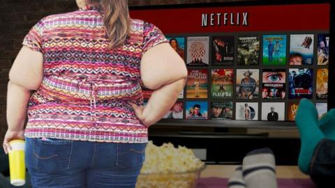 Dicke Frauen jetzt stinksauer über neue Netflix-Serie