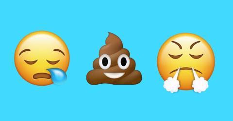 Diese Emojis verwendest du garantiert immer falsch! Wir erklären ihre richtige Bedeutung