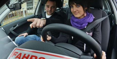Neue Erkenntnisse über Menschen, die den Führerschein beim ersten Mal nicht bestehen