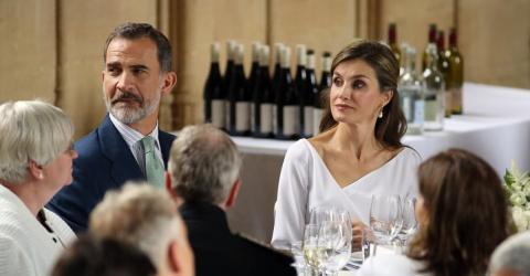 Königin Letizia: Mit vulgärer Geste ekelt sie ihre spanischen Untertanen an