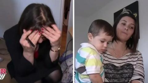 Super Nanny entdeckt etwas Schlimmes im Zimmer eines kleinen Jungen!
