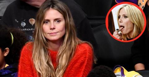 Magerkeits-Vorwurf: Sie beschuldigt Heidi ein Hungerhaken zu sein