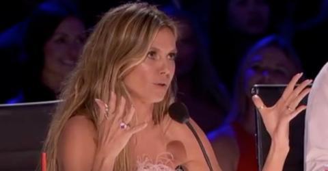 Live im TV: Heidi schockt Amis mit vulgärem Bekenntnis
