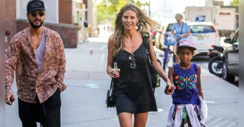 Deshalb will Heidi Klums Tochter jetzt nur noch bei ihrem Vater Seal sein