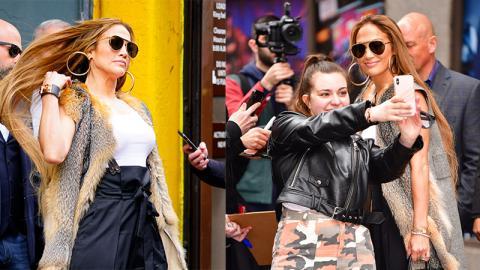 Jennifer Lopez: Damit bringt sie ihre Fans zum Ausrasten