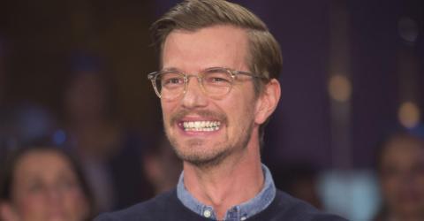 Trotz Trennung von Klaas: Joko Winterscheidt hat einen Grund zum Lachen