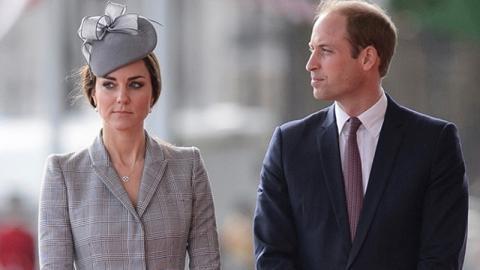Prinz William ab sofort solo unterwegs: Herzogin Kate lässt ihren Mann sitzen
