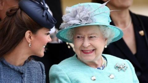 Neues Amt für Kate: Die Queen macht sie zu ihrer Nachfolgerin