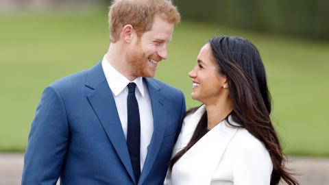 Hochzeit von Harry und Meghan: Deshalb müssen die Gäste ihre eigene Verpflegung mitbringen