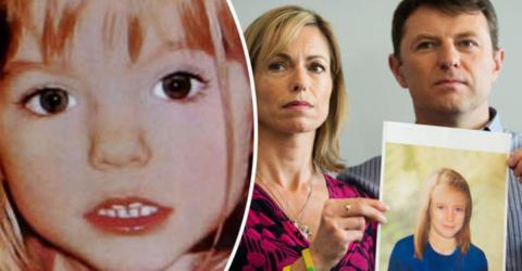 Fall Maddie: Neue dramatische Details über die Nacht ihres Verschwindens
