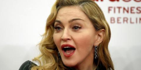 Madonna schockiert: So habt ihr den Star noch nicht erlebt
