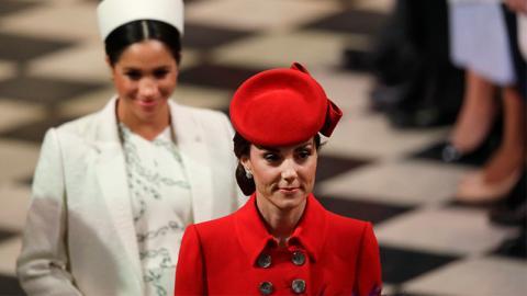 Meghan Markle: Das sind ihre Pläne um nicht länger im Schatten von Kate Middleton zu stehen