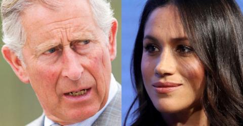Prinz Charles stinksauer: Meghan Markle legt sich mit Schwiegervater an