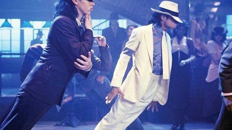 """Tanzschritt von Michael Jackson in """"Smooth Criminal"""": Wie hat er das gemacht?"""